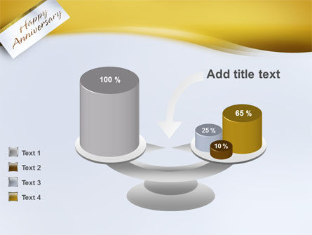 Happy Anniversary PowerPoint Template Slide 10