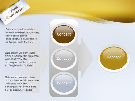 Happy Anniversary PowerPoint Template Slide 11