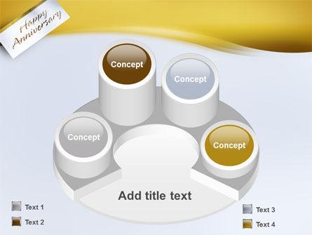 Happy Anniversary PowerPoint Template Slide 12