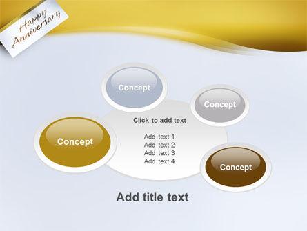 Happy Anniversary PowerPoint Template Slide 16