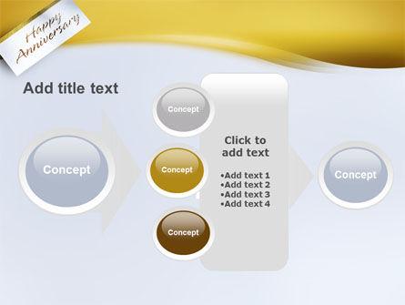 Happy Anniversary PowerPoint Template Slide 17