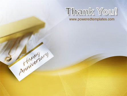 Happy Anniversary PowerPoint Template Slide 20