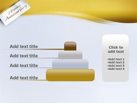 Happy Anniversary PowerPoint Template Slide 8