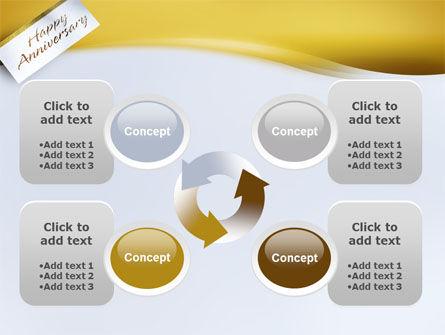 Happy Anniversary PowerPoint Template Slide 9