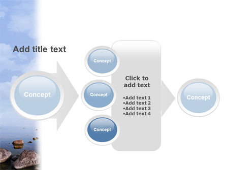 Solitude PowerPoint Template Slide 17