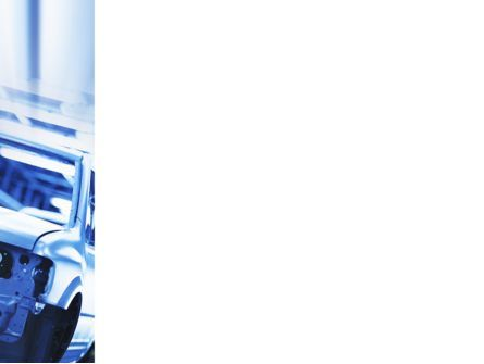 Car Manufacturing PowerPoint Template, Slide 3, 02182, Utilities/Industrial — PoweredTemplate.com