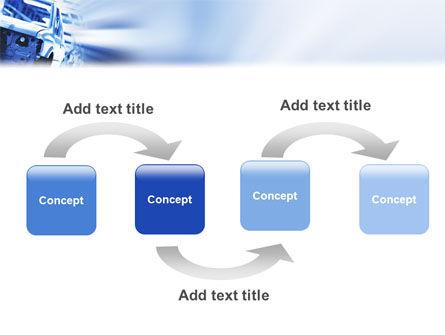 Car Manufacturing PowerPoint Template, Slide 4, 02182, Utilities/Industrial — PoweredTemplate.com
