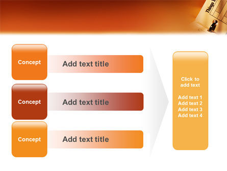 Task List PowerPoint Template Slide 12