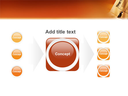 Task List PowerPoint Template Slide 17