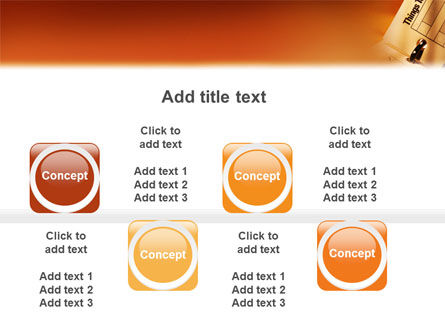 Task List PowerPoint Template Slide 19