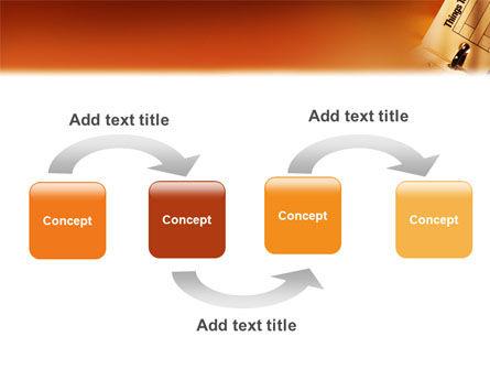Task List PowerPoint Template Slide 4