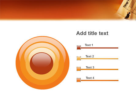 Task List PowerPoint Template Slide 9