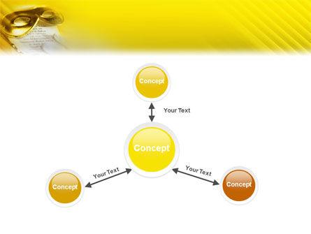 Masquerade PowerPoint Template Slide 14