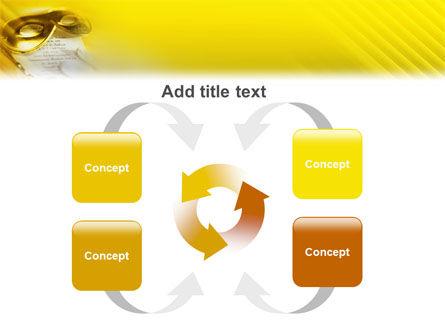 Masquerade PowerPoint Template Slide 6