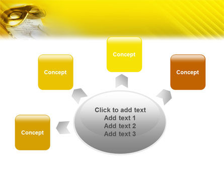 Masquerade PowerPoint Template Slide 7