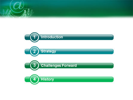 Internet Technologies PowerPoint Template Slide 3