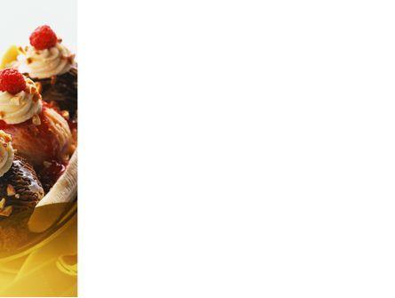 Banana Split PowerPoint Template, Slide 3, 02192, Food & Beverage — PoweredTemplate.com