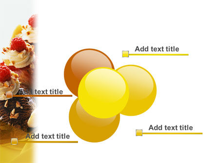 Banana Split PowerPoint Template Slide 10