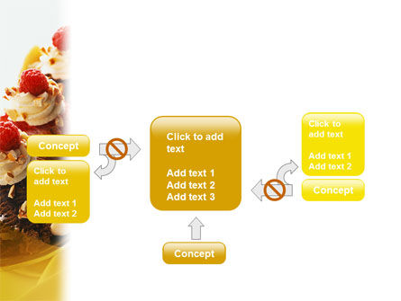Banana Split PowerPoint Template Slide 13