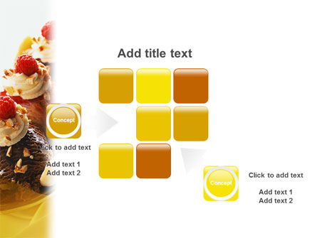Banana Split PowerPoint Template Slide 16