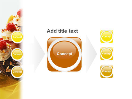 Banana Split PowerPoint Template Slide 17