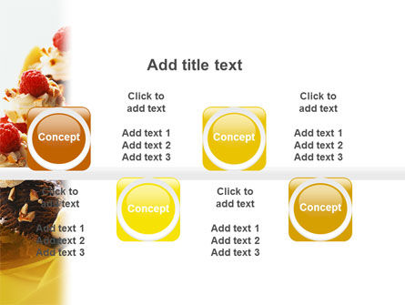 Banana Split PowerPoint Template Slide 19