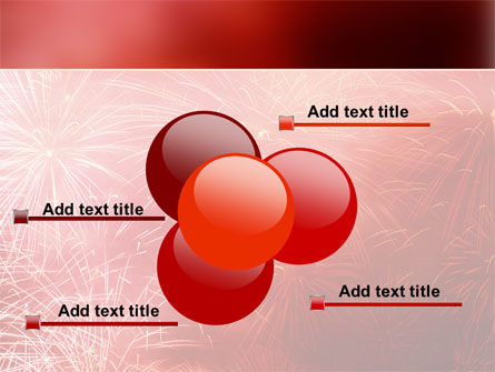 Fireworks PowerPoint Template Slide 10