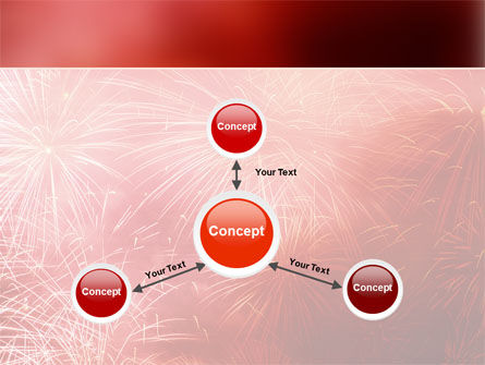 Fireworks PowerPoint Template Slide 14