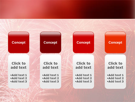 Fireworks PowerPoint Template Slide 5