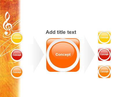 Musician PowerPoint Template Slide 17