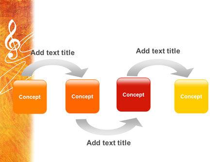 Musician PowerPoint Template, Slide 4, 02194, Art & Entertainment — PoweredTemplate.com