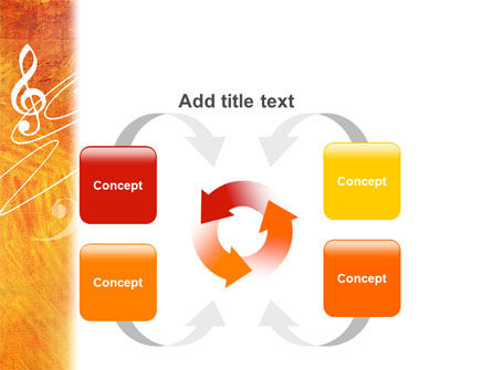 Musician PowerPoint Template Slide 6