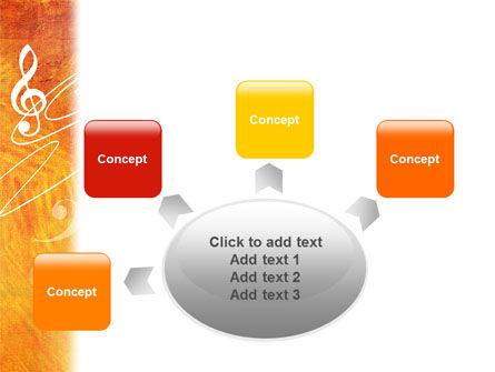 Musician PowerPoint Template Slide 7