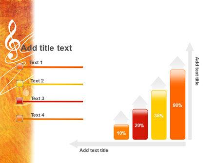 Musician PowerPoint Template Slide 8