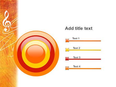 Musician PowerPoint Template Slide 9