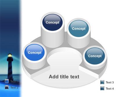 Lighthouse PowerPoint Template Slide 12