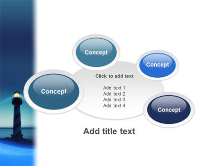 Lighthouse PowerPoint Template Slide 16