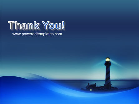 Lighthouse PowerPoint Template Slide 20