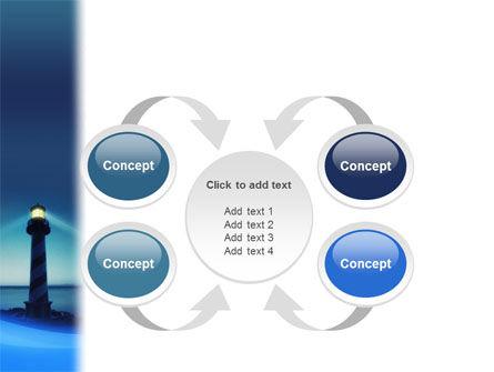 Lighthouse PowerPoint Template Slide 6