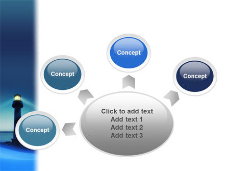 Lighthouse PowerPoint Template Slide 7