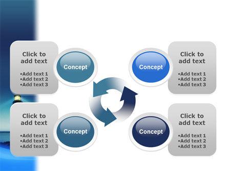 Lighthouse PowerPoint Template Slide 9