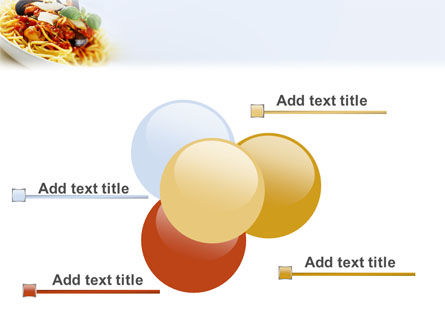 Spaghetti PowerPoint Template Slide 10