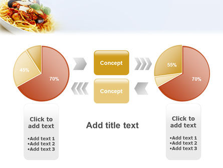 Spaghetti PowerPoint Template Slide 11