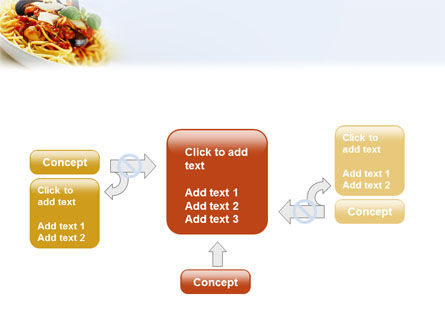 Spaghetti PowerPoint Template Slide 13