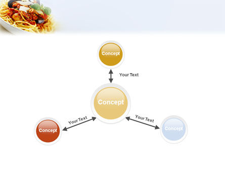 Spaghetti PowerPoint Template Slide 14