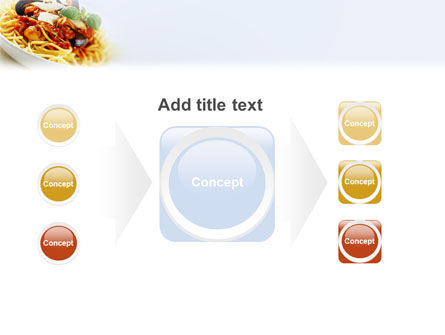 Spaghetti PowerPoint Template Slide 17