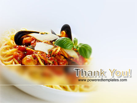 Spaghetti PowerPoint Template Slide 20