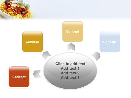 Spaghetti PowerPoint Template Slide 7