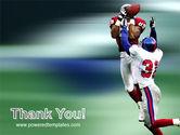 American Football Atlanta Falcons PowerPoint Template#20