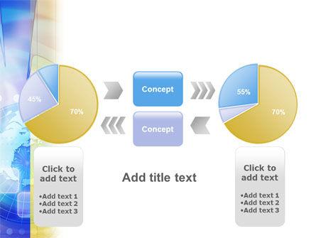 Clock Face PowerPoint Template Slide 11